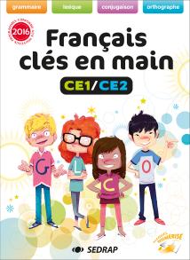 Découvrez Français clés en main CE1/CE2 de SEDRAP
