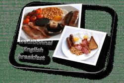 """Séquence: Décrire ce que j'aime manger et boire + """"English breakfast"""""""