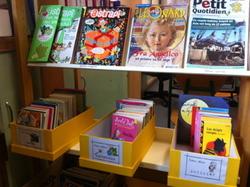 La bibliothèque et son utilisation