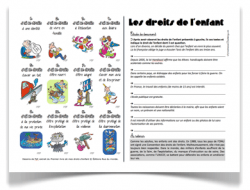 Instruction civique : les droits de l'enfant