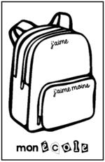 Petit Lapbook de présentation