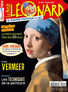 Les techniques de la peinture - Vermeer