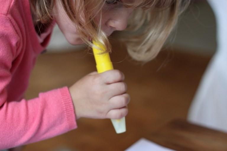 Les blopens pour enfants autistes