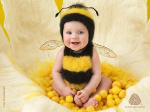 Anne Geddes bébé