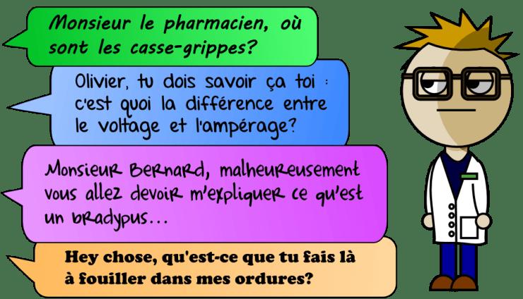 À propos du blog Le Pharmachien