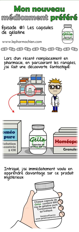 Mon nouveau médicament préféré : les capsules de gélatine (01)