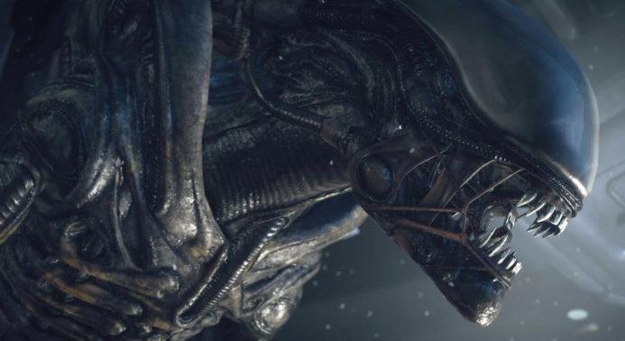 corto oficial de alien