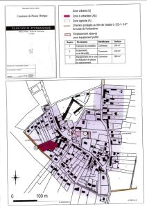 Plan Local d'Urbanisme (PLU) LE PLESSIS L'EVEQUE