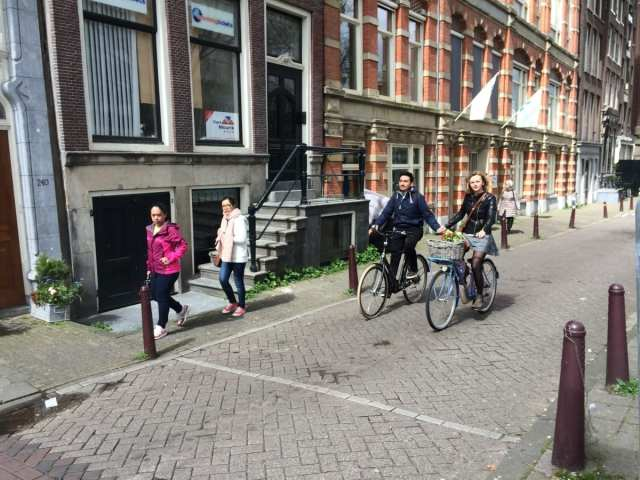 Innamorati ad Amsterdam