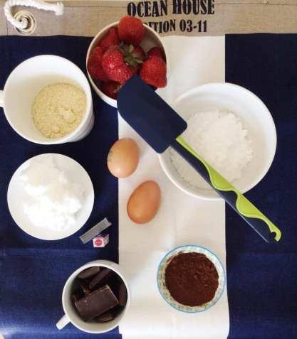 Ingredienti Macarons