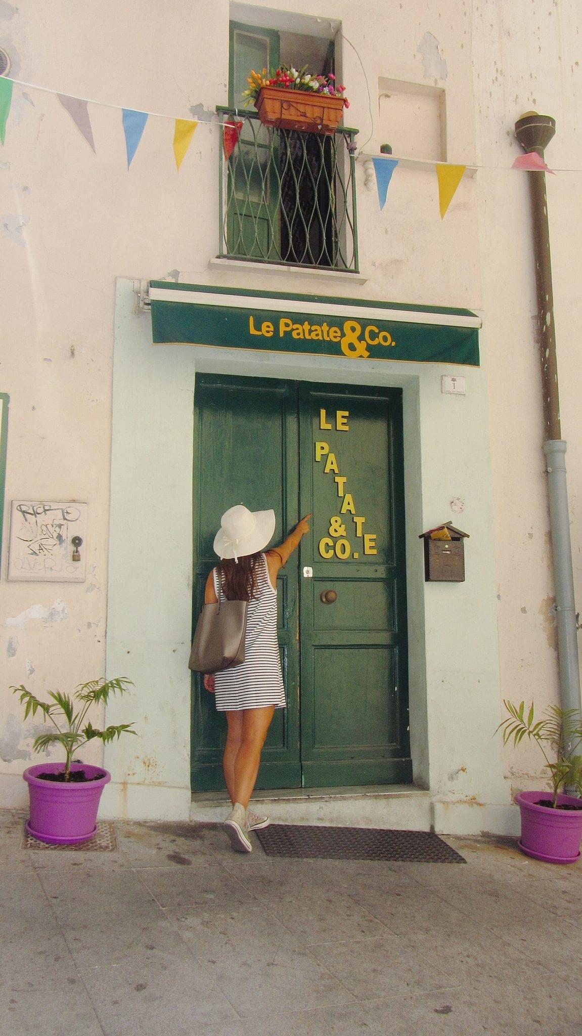 Le Patate & Co. - Le Plume - city break
