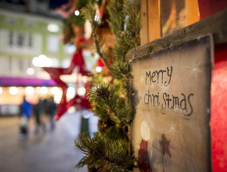 Mercatini di Natale - Le Plume - Bolzano