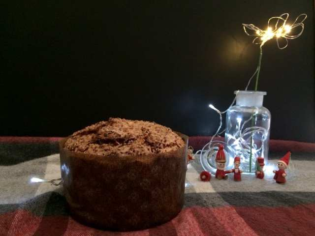 Panettone - Le Plume - Bake Challenge