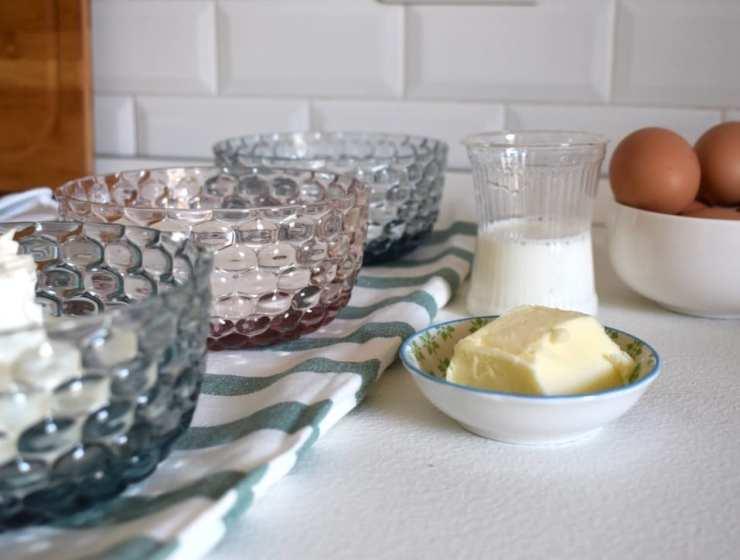 Cotton Cake - Ingredienti Bake Challenge Le Plume