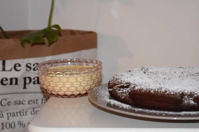 Cotton cake - Bake Challenge torta tenerina- Le Plume