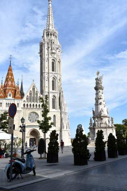 Chiesta di Mattia - Budapest - Le Plume