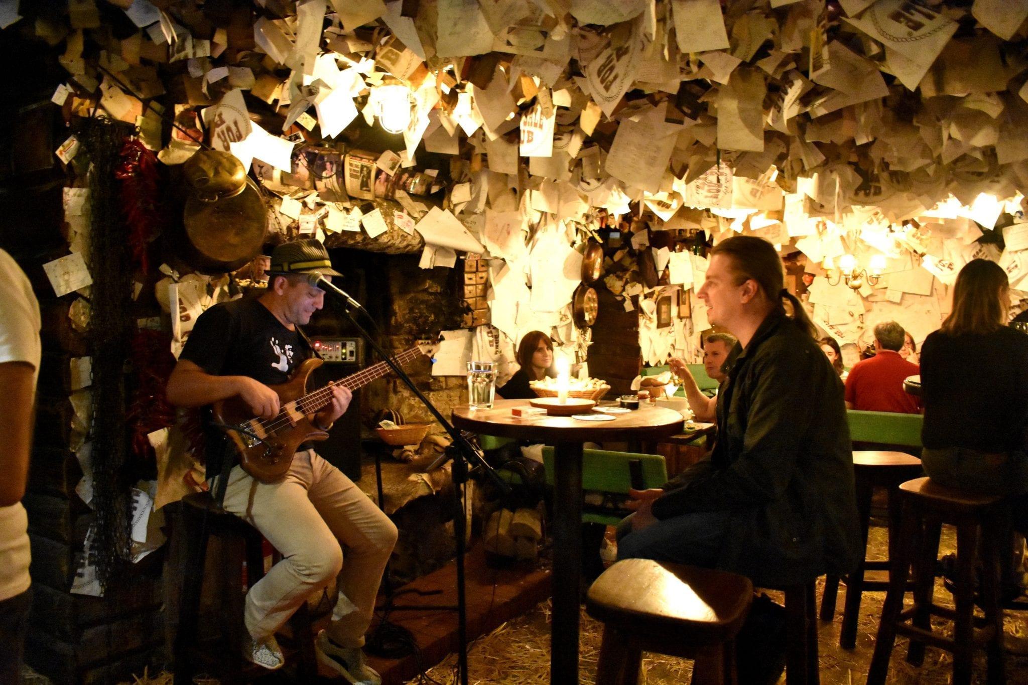 pub - Budapest - Le Plume