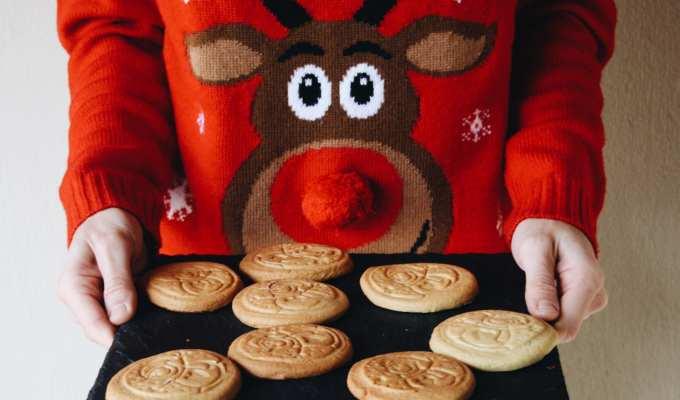 Rudolph - Colazioni di Natale - Cuor di Biscotto - Le Plume