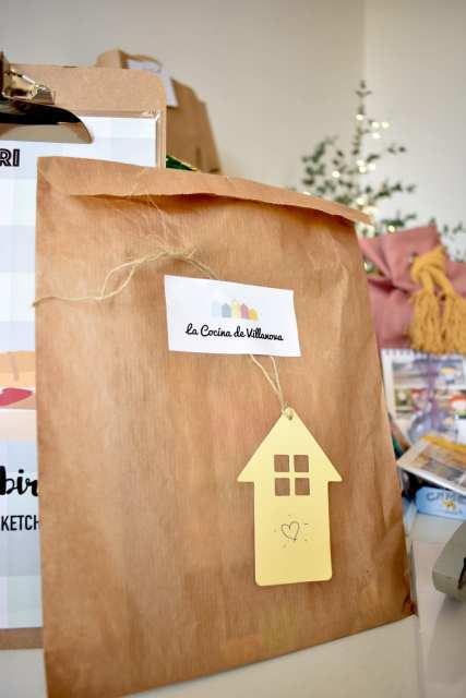 XMasx10 - packaging la cocina - Contest Natale - Le Plume