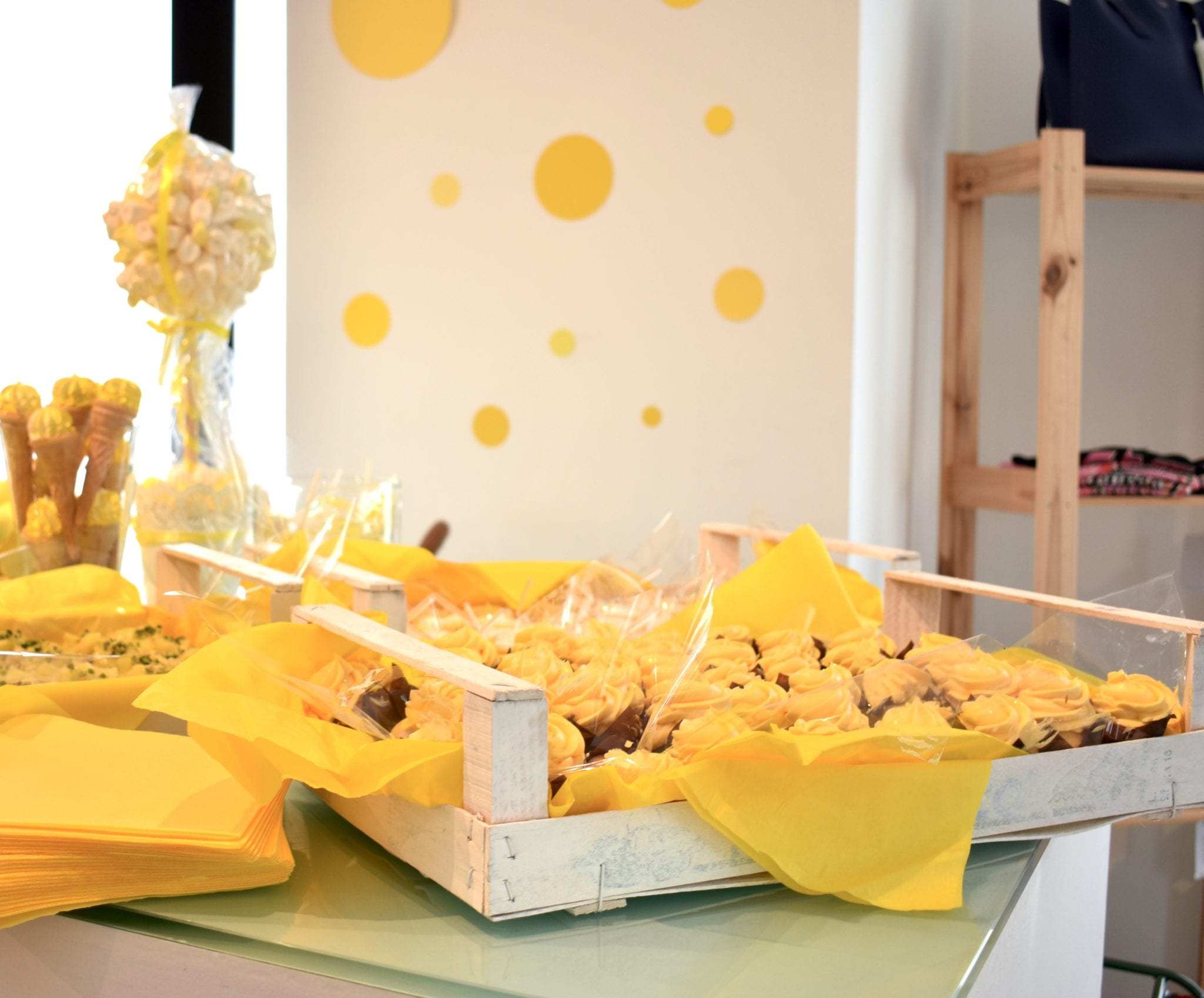 tavola gialla 1 fashi/off - LePlume