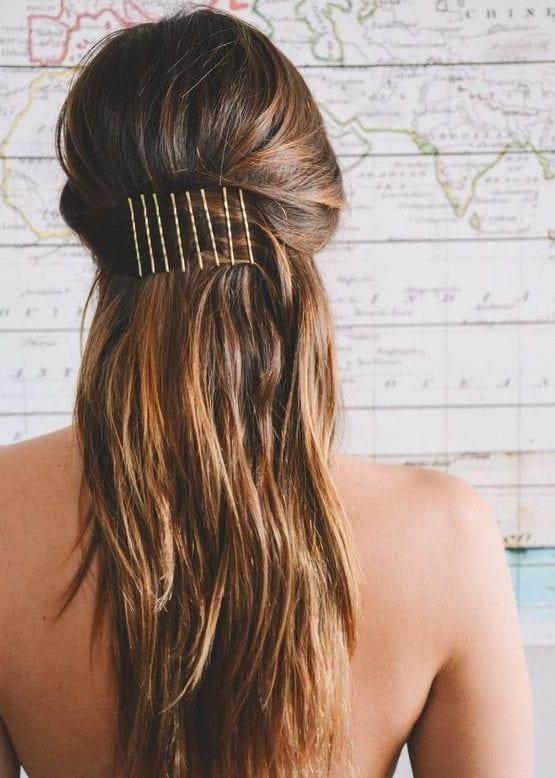 Forcine 2 capelli - le Plume