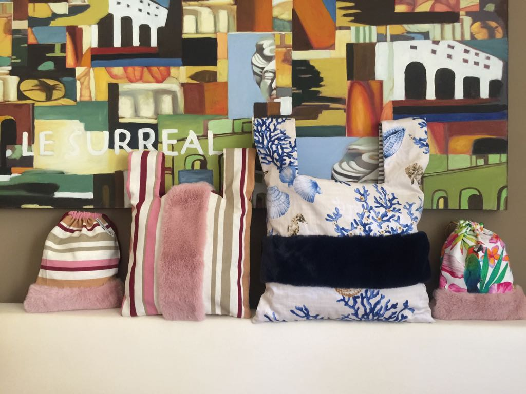 borse personalizzabili - Alessandra Margi - Le Plume