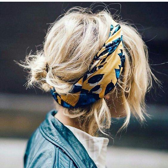 turbante 4 - capelli - le plume