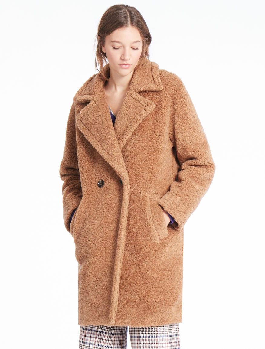 Marella cappotto teddy bear