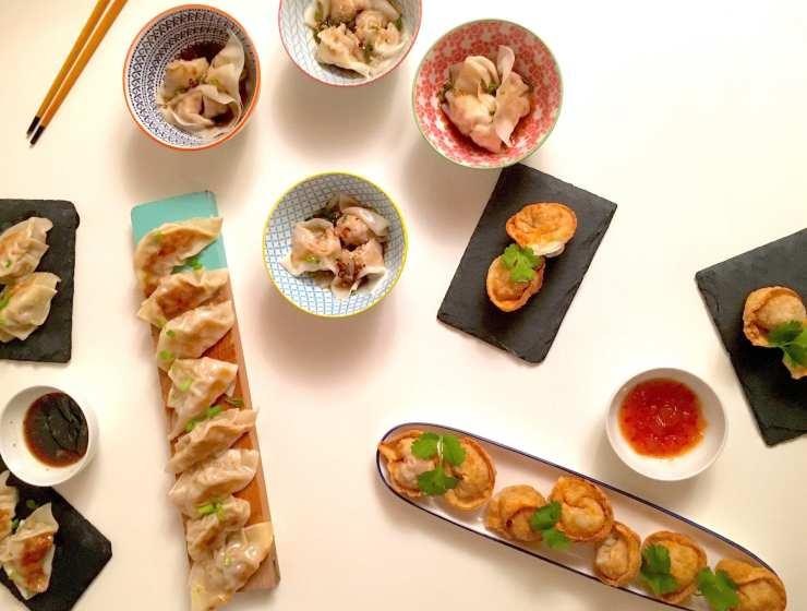 ravioli cinesi - In cucina con la Cocina - Le Plume
