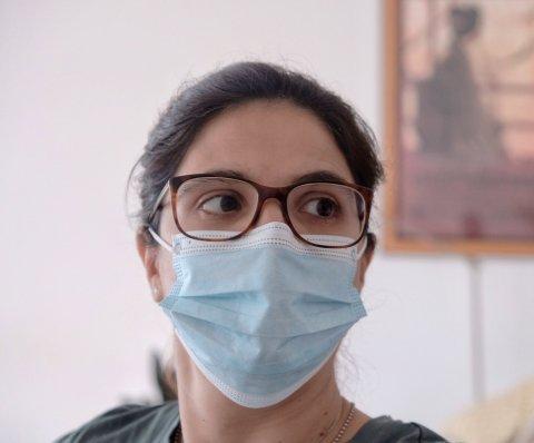 pelle del viso mascherine - Le Plume