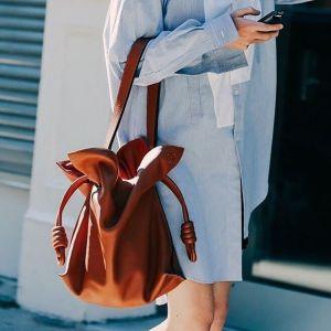 Flamenco bag - Loewe - Le Plume