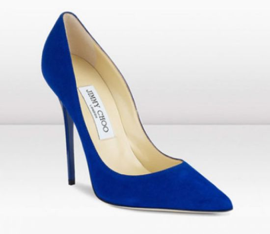 Zapatos-de-novia-en-color-azul-de-Jimmy-Choo-