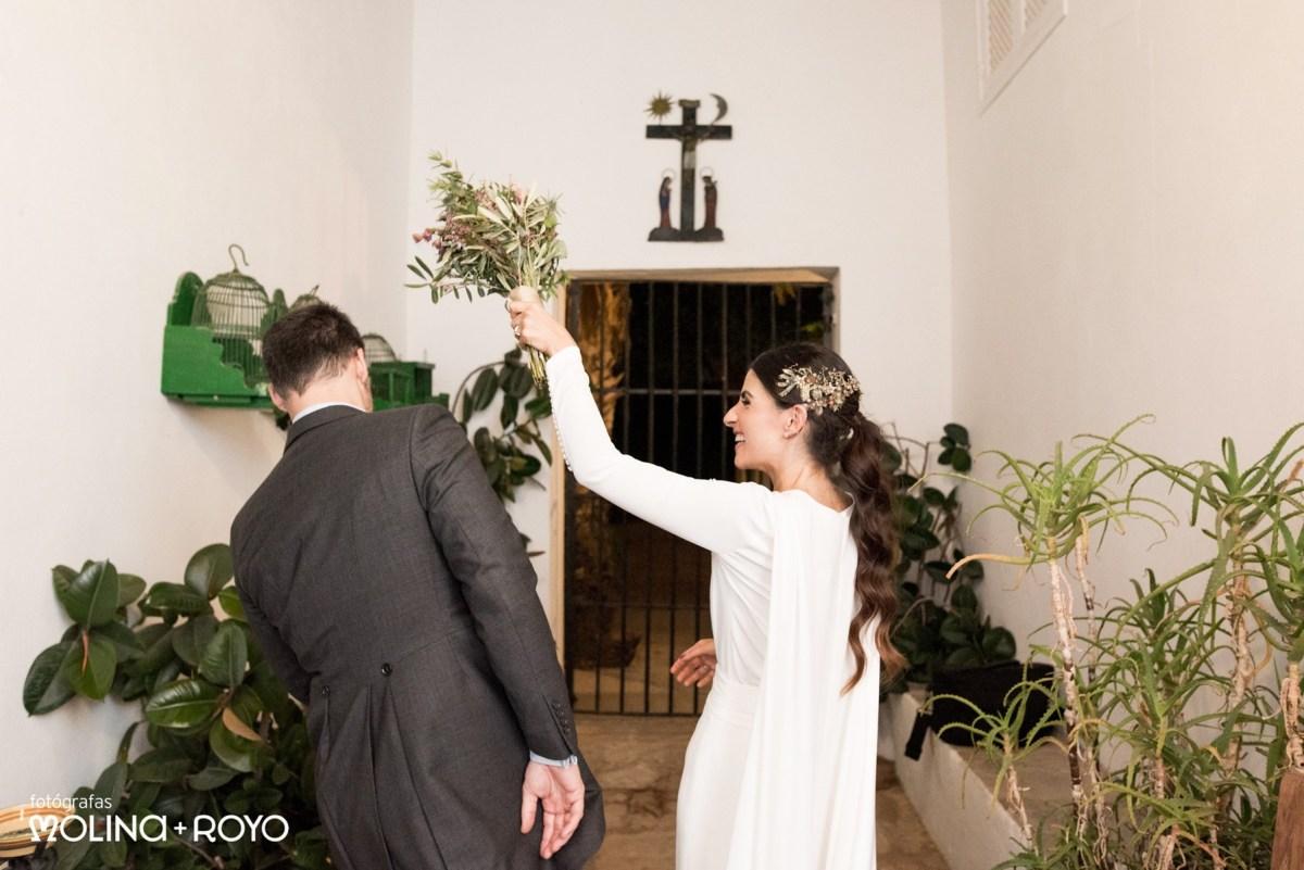 La boda de Ana y Manuel en Córdoba