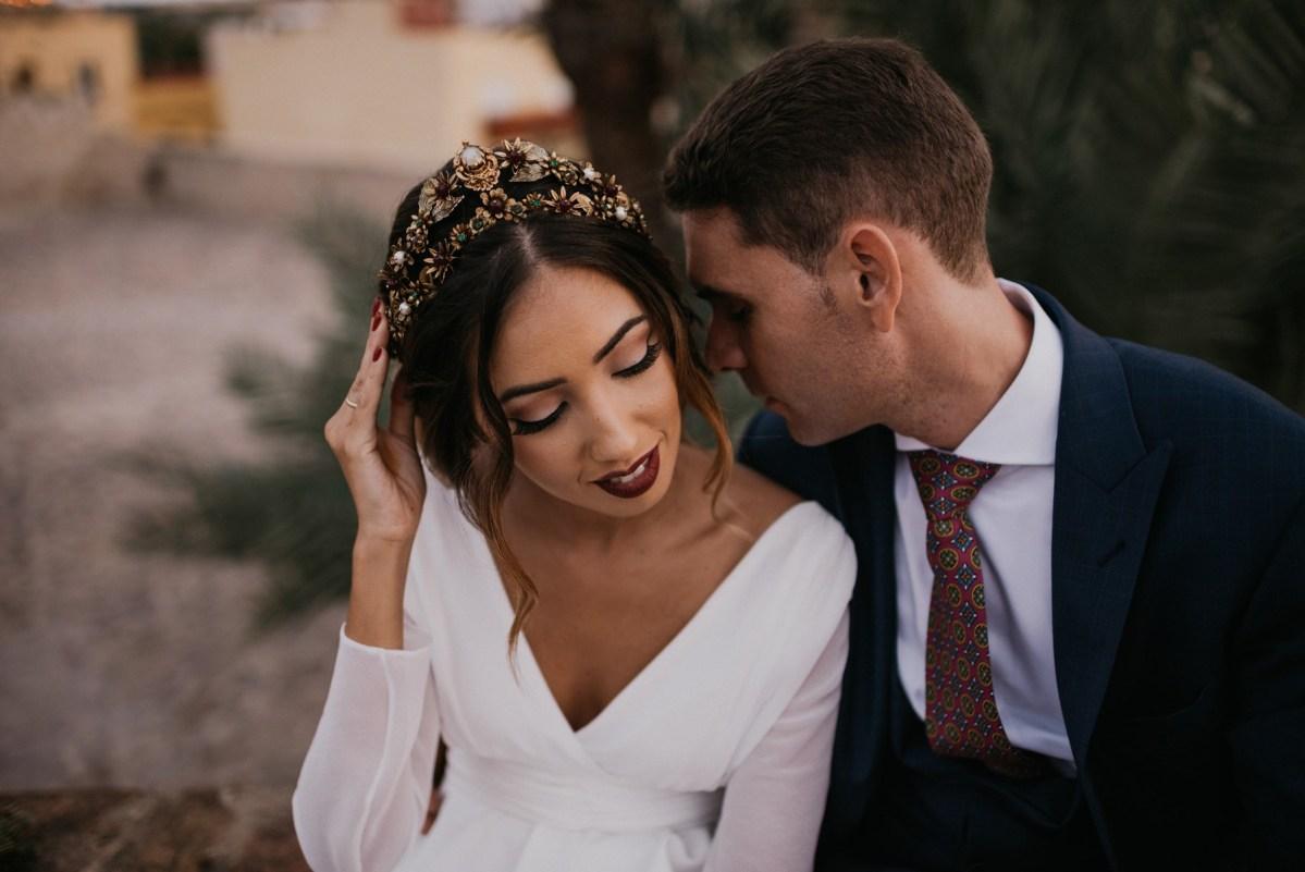 La boda de Yunaida y Amin en Melilla