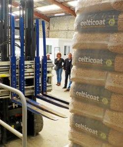 Aprobois : des granulés de bois 100 % breton