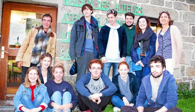 Ty Films : la formation des étudiants en cinéma de l'UBO a débuté