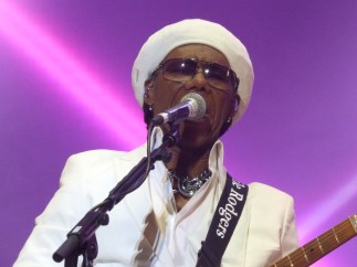 Nile Rodgers.