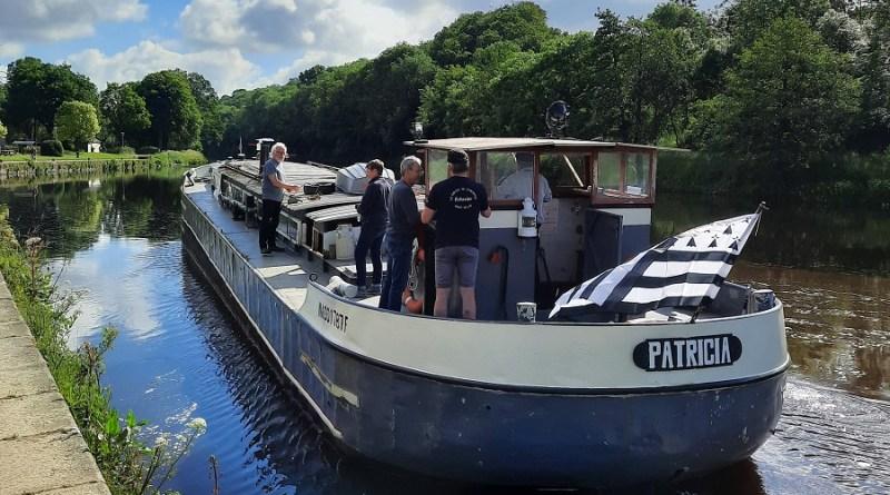 Les mariniers prennent la Route de l'ardoise en juillet