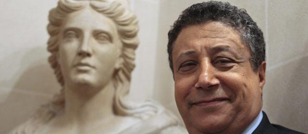 Sabeg remet son rapport à Sarkozy