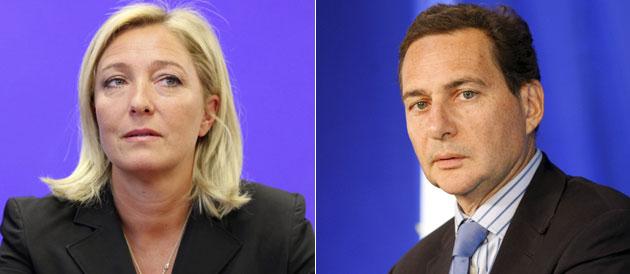 Le match Le Pen-Besson sur l'identité nationale n'aura pas lieu
