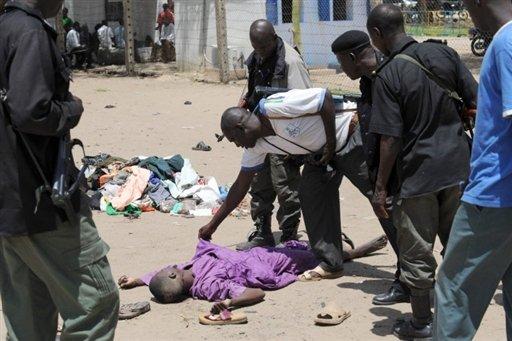 Nigeria: 300 morts depuis dimanche dans les affrontements armée/islamistes