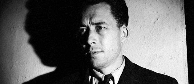 Albert Camus (C) LIDO/SIPA