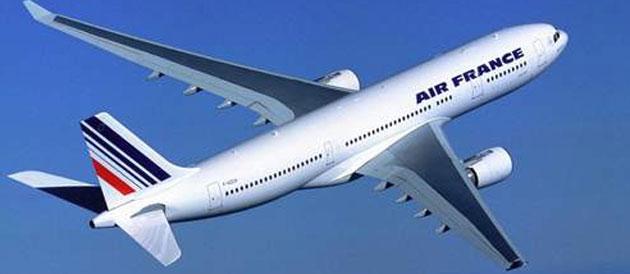 Montez à bord du nouvel avion présidentiel français