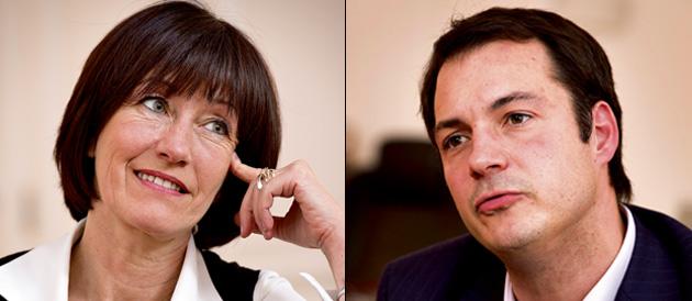 ENTRETIEN - Alexander De Croo et Laurette Onekelinx : Peut-on sauver la Belgique ?
