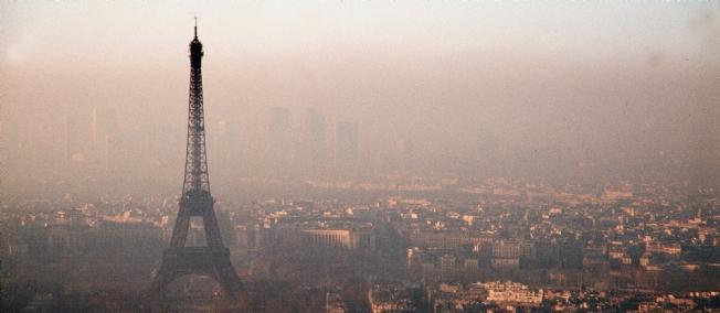 Le coeur malade de la pollution atmosphérique