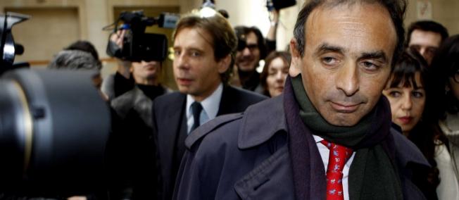 Un colloque UMP reçoit Zemmour en invité vedette
