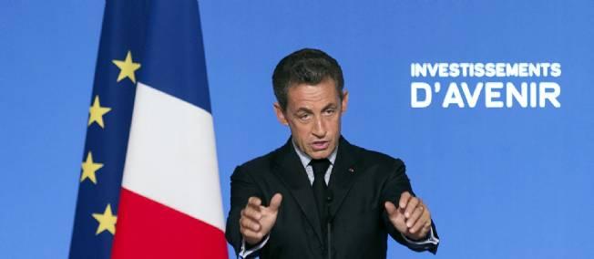 Nicolas Sarkozy vante son bilan économique