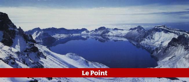 Lorsque Kim Jong-il est mort samedi, la glace du lac Chon sur le mont Paektu s'est brisée dans un bruit assourdissant. Très officiellement.