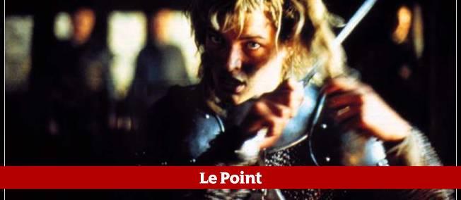 """Milla Jovovitch dans le """"Jeanne d'Arc"""" de Luc Besson (1999)."""