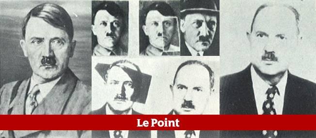 EXCLUSIF LE POINT.FR. Le fils français caché d'Adolf Hitler